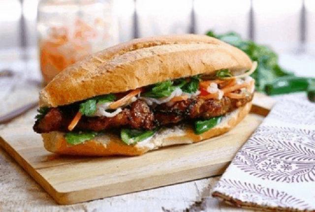 9 quán bán bánh mì ngon nhất ở Sài Gòn