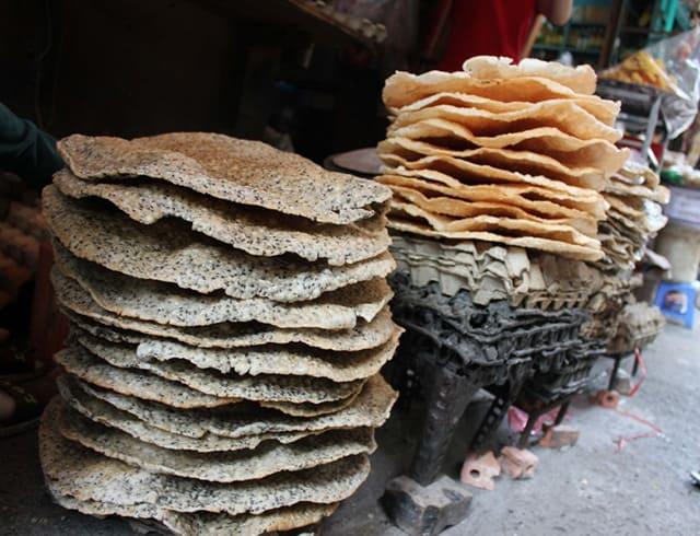 Bánh tráng Quảng Ngãi đặc sản vùng quảng ngãi