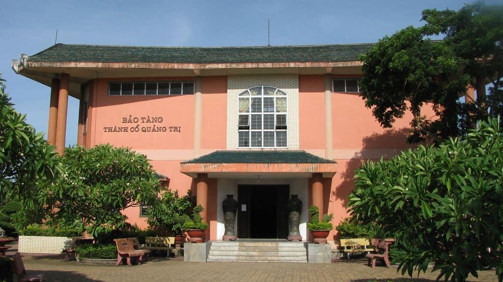 Bảo tàng thành cổ Quảng Trị là nơi lưu giữ nhiều di vật của các chiến sĩ