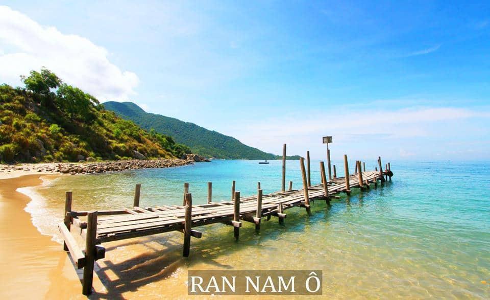 Biển đẹp Đà Nẵng nên ghé qua - biển Nam Ô