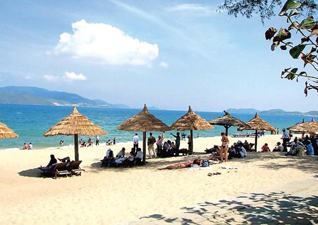 Bãi biển Sầm Sơn - địa điểm du lịch lý tưởng
