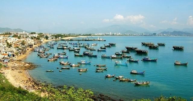 Biển Sầm Sơn - Nơi giao thoa giữa bầu trời và biển cả