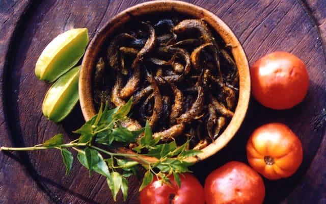 Cá bống sông Trà Một món ăn đặc sản Quảng Ngãi