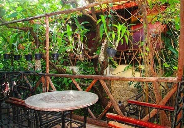 Cafe Hòn Kiến - Những quán cafe đẹp ở Nha Trang