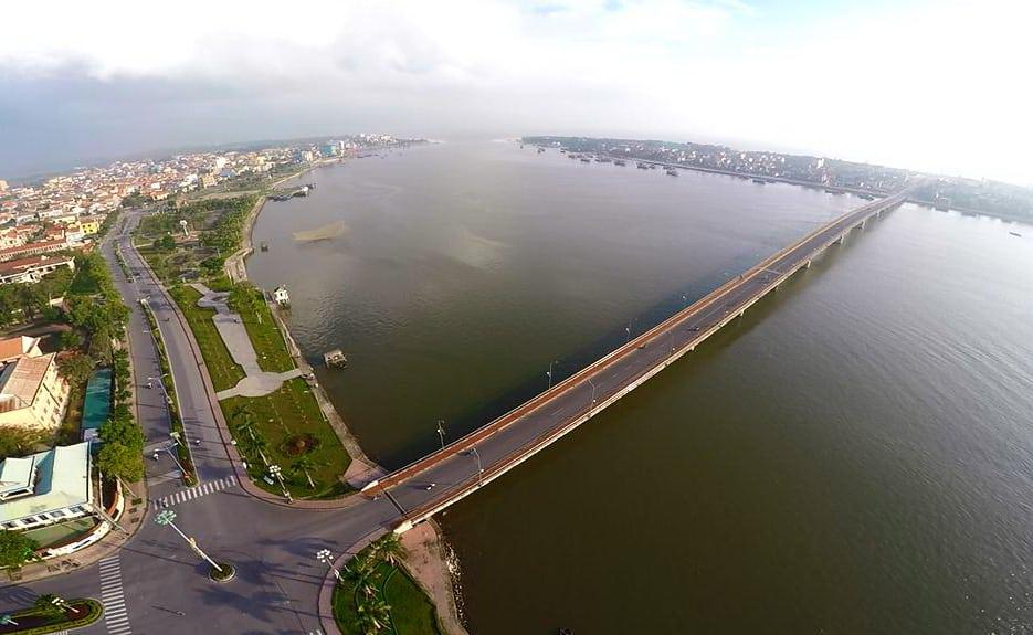 Cầu Nhật Lệ Quảng Bình