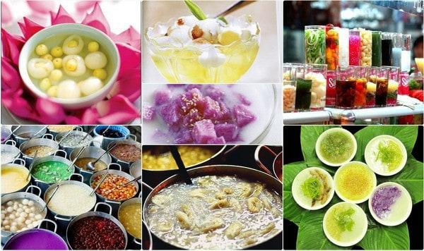 Chè Hẻm - đặc sản Huế