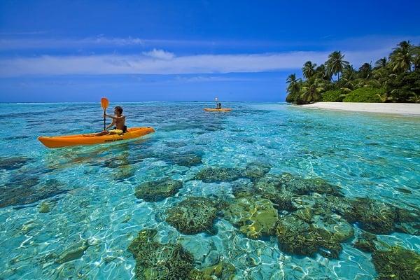 Biển Lăng Cô Huế
