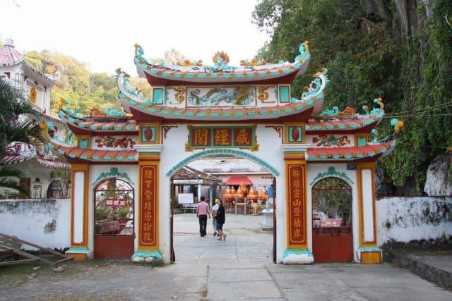 Chùa Hang ở Kiên Giang (ảnh ST)