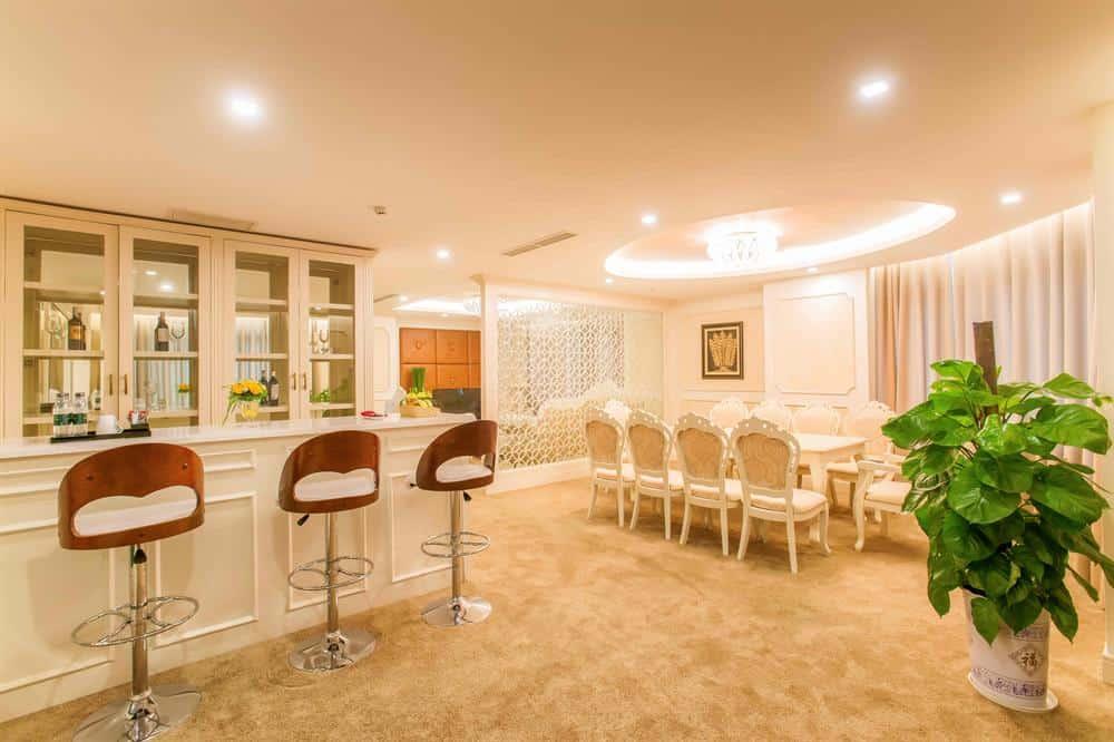 Không gian sang trọng Muong Thanh Cua Lo Hotel