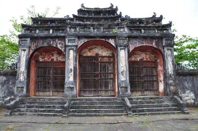 Đại Hồng Môn - thuộc Lăng Minh Mạng