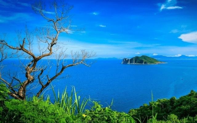 Bản đồ du lịch Phú Yên đảo Hòn Chùa