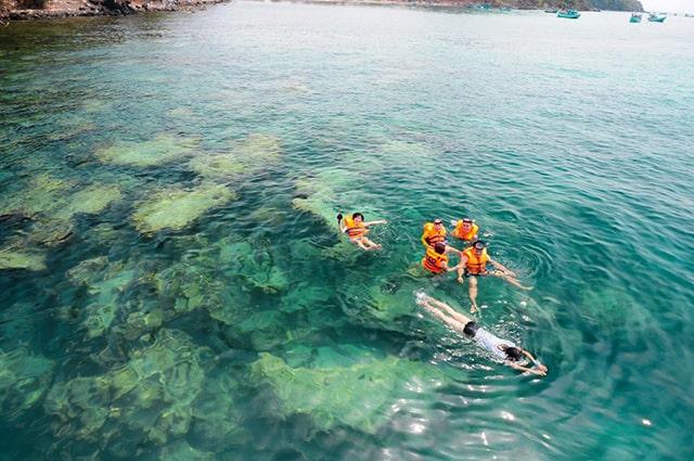 Hãy đến đảo Nam Du vào thời điểm thích hợp để có một chuyến đi trọn vẹn (Ảnh: Sưu tầm)