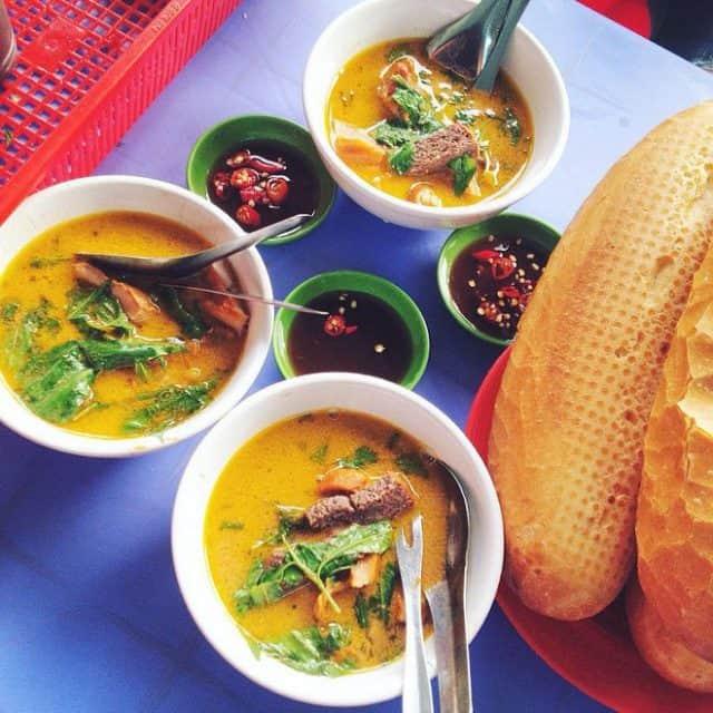 Bánh mì Phá Lẩu