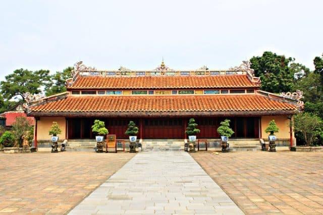 Điền Sùng Ân - thuộc Lăng Minh Mạng