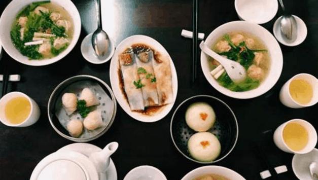Dimsum Tiến Phát là quán ăn ngon nức tiếng được người Sài Gòn yêu thích