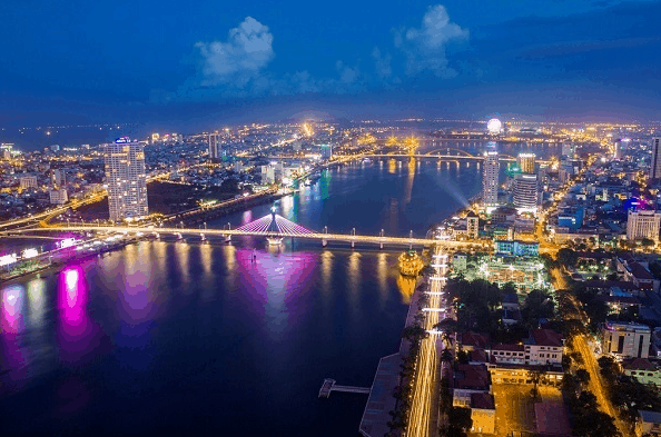 Bản đồ địa điểm du lịch Đà Nẵng mới nhất