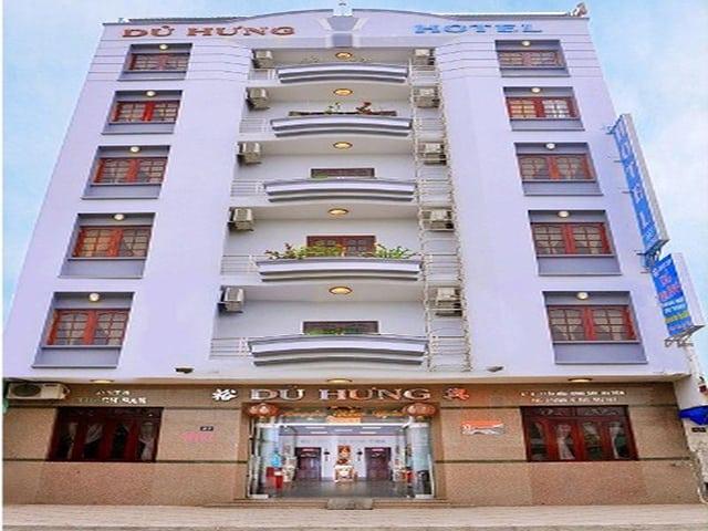 Du Hung hotel (Ảnh: Sưu tầm)