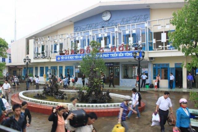 Ga Đồng Hới Quảng Bình