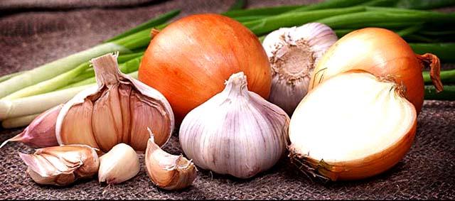 Một số loại rau củ gia vị (Ảnh: ST)