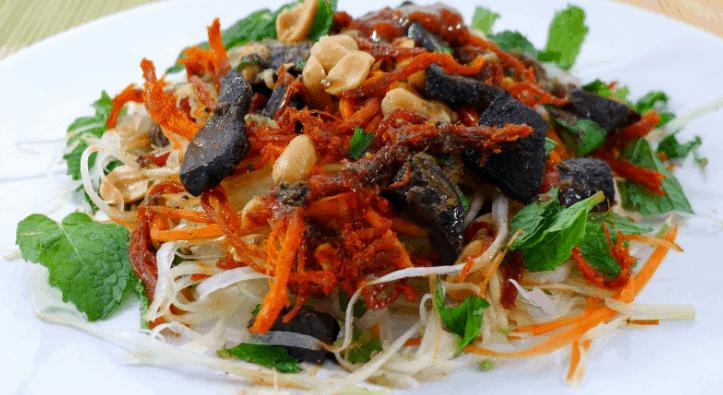 Gỏi bò khô Đà Nẵng