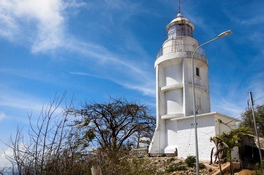 Ngọn hải đăng là điểm du lịch nổi tiếng không thể bỏ qua khi đến Vũng Tàu (Ảnh sưu tầm)