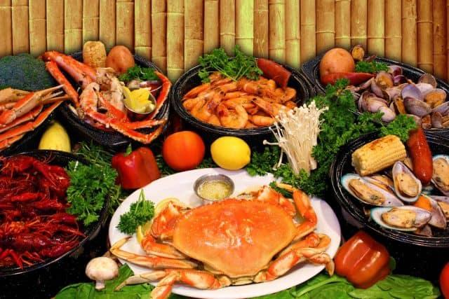 Đặc sản tại Bãi Dài Nha Trang