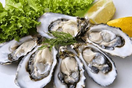 Hầu biển đầm Lập An - ẩm thực tại Lăng Cô