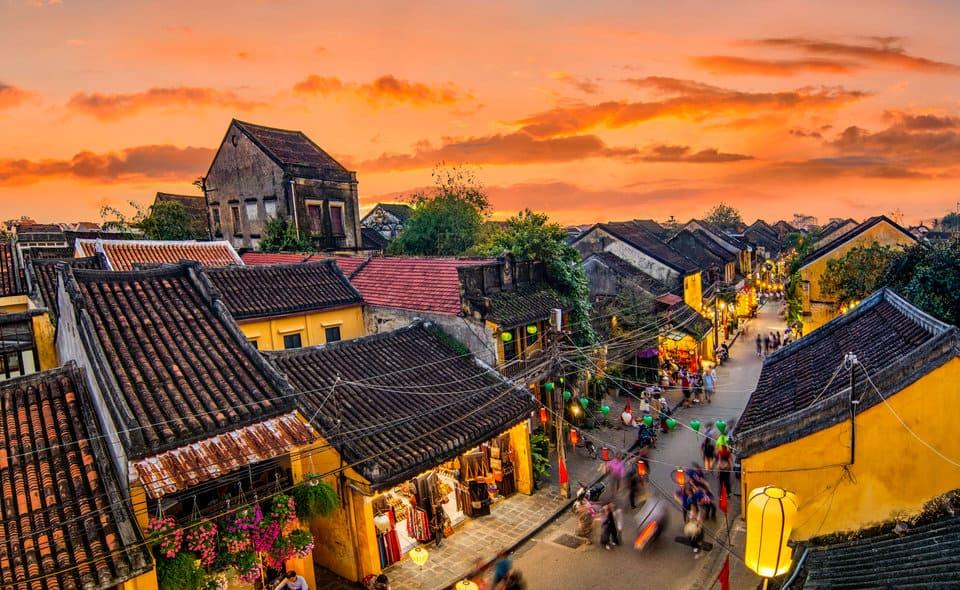 Phố Cổ Hội An - Thành phố cổ đẹp hàng đầu Châu Á - Vntrip.vn