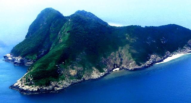 Những hòn đảo ấn tượng (Ảnh: ST)
