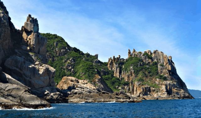 Bản đồ du lịch Phú yên - Hòn Nưa