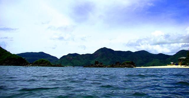 Hòn Tre tại vườn quốc gia Côn Đảo (Ảnh: ST)