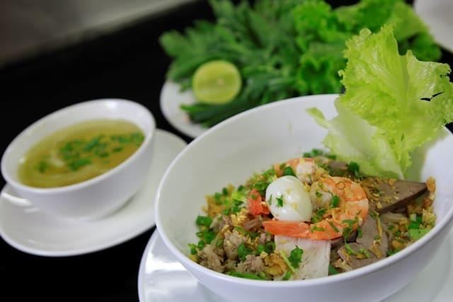 Hủ tiếu Nam Vang trở thành món khẩu vị không thể thiếu trong thế giới ẩm thực Sài Thành (Ảnh sưu tầm)