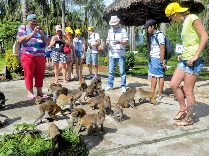 Đảo Khỉ Nha Trang - cảm nhận niềm vui mới lạ và hấp dẫn - ảnh 3