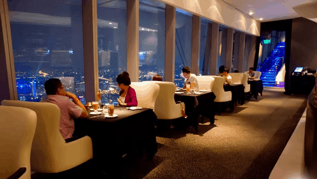 Không gian EON Café