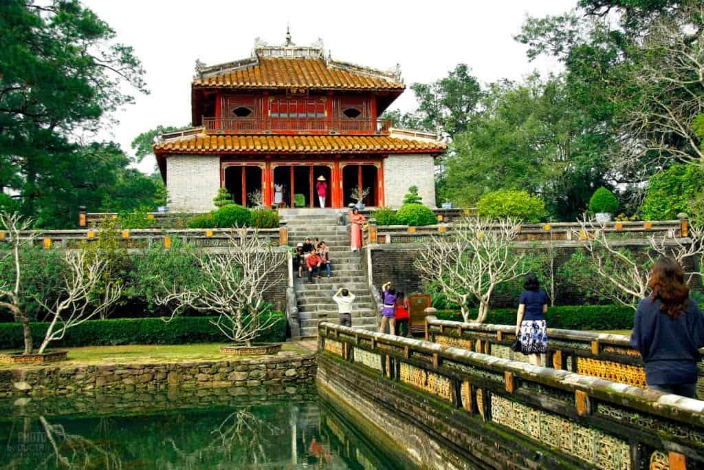 Lăng Minh Mạng - kinh nghiệm du lịch Huế