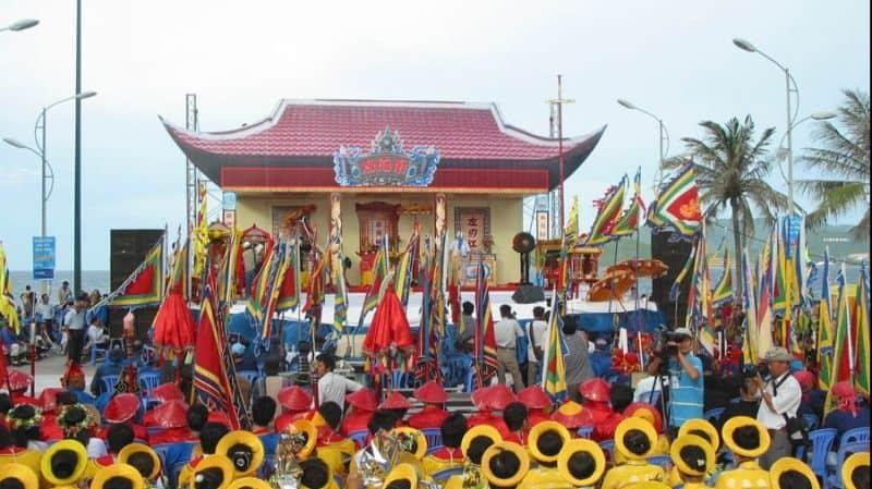 Lễ hội cầu ngư làng Bảo Ninh