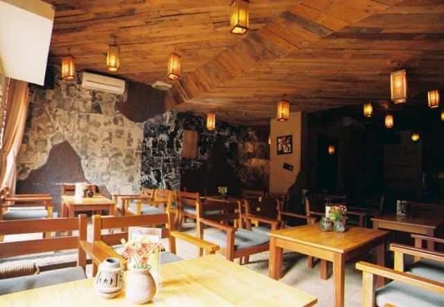 Moka cafe - những quán cafe đẹp ở nha trang