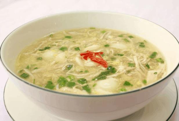 Súp cua là món tuyệt ngon ở Sài Gòn