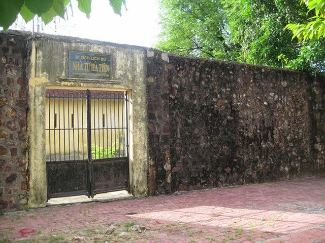 Nhà tù Hà TIên (Ảnh: Sưu tầm)