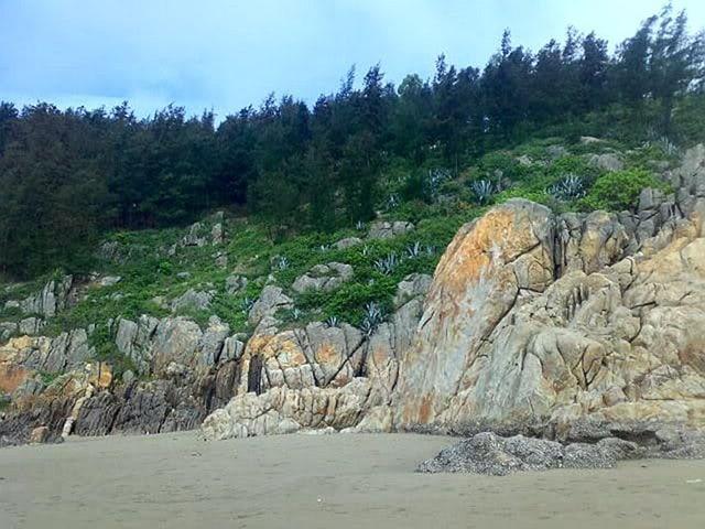 Núi Trường Lệ - du lịch bãi biển Sầm Sơn