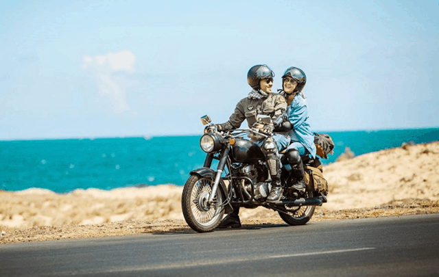 Hãy lựa chọn một tay lái vững chãi cho chuyến đi phượt Hà Tiên của bạn (Ảnh: Sưu tầm)