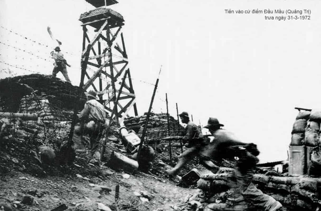 Thành cổ Quảng Trị những năm tháng chiến đấu