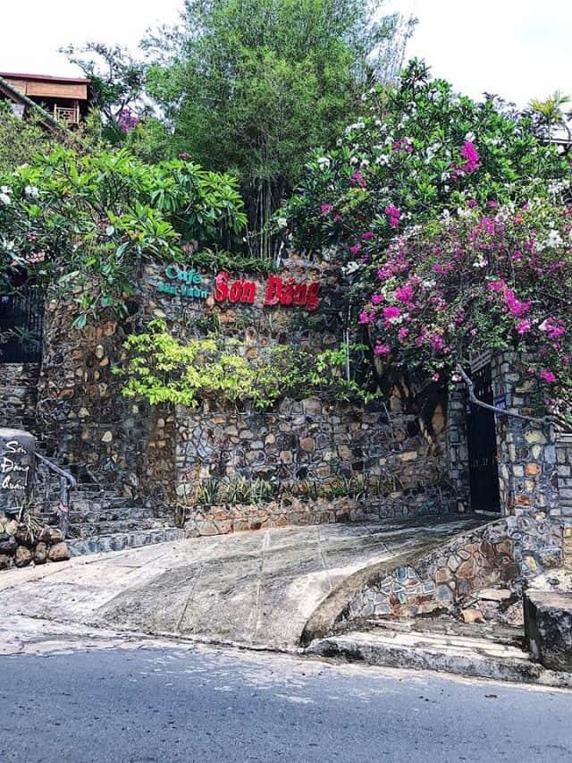 Sơn Đăng cafe quán đồ ăn ngon ở Vũng Tàu(Ảnh sưu tầm)