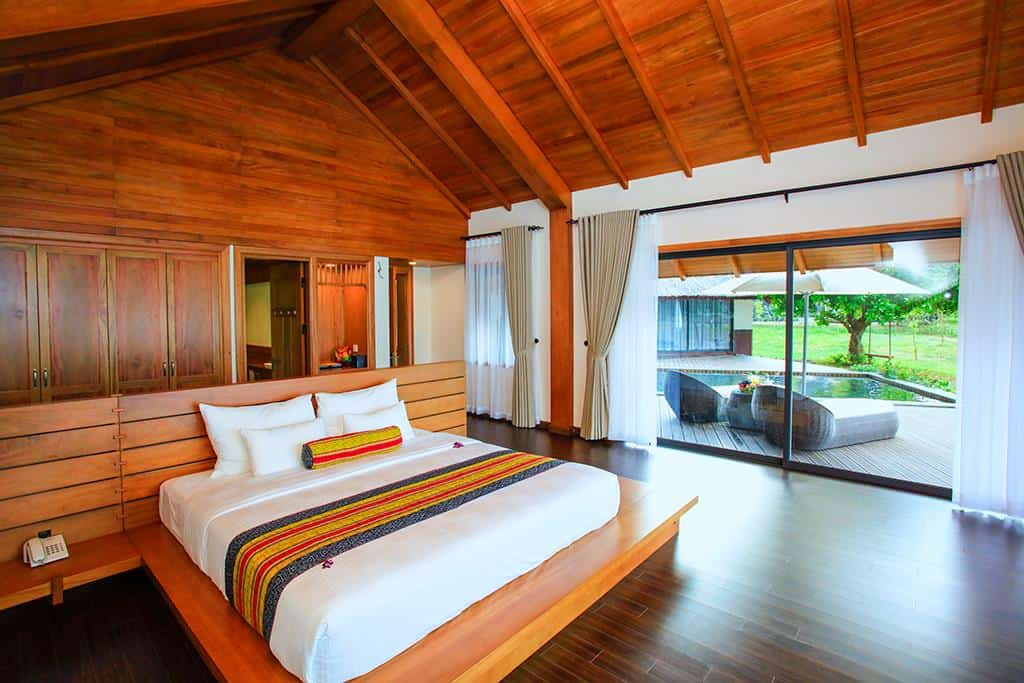 Hạng phòng Grand Suite (VIP Villa) tại Serena Resort