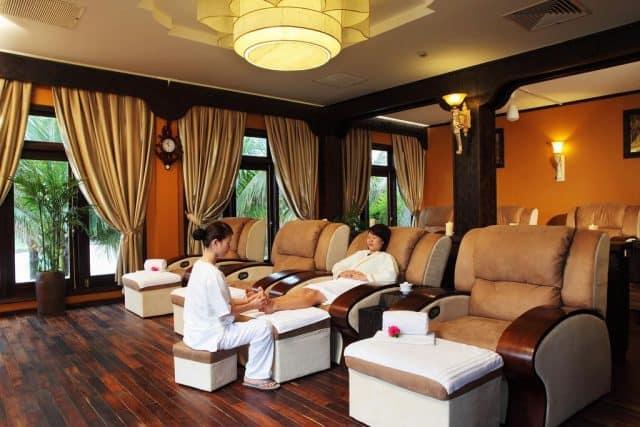 Các dịch vụ làm đẹp tại Sun Spa Resort & Villas