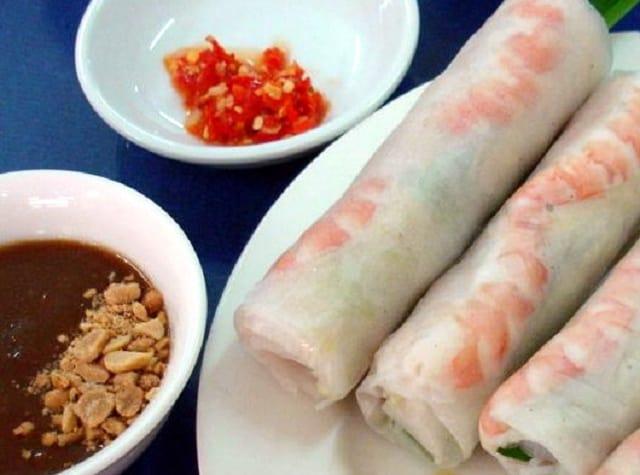 Đặc sản Bò bía ở Sài Gòn