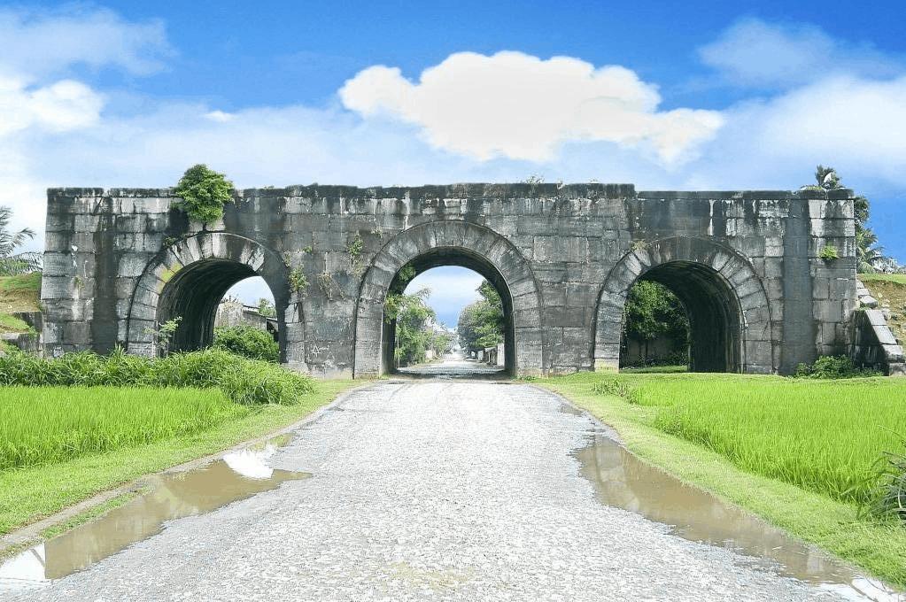 Thành nhà Hồ xứ Thanh - kiến trúc độc đáo