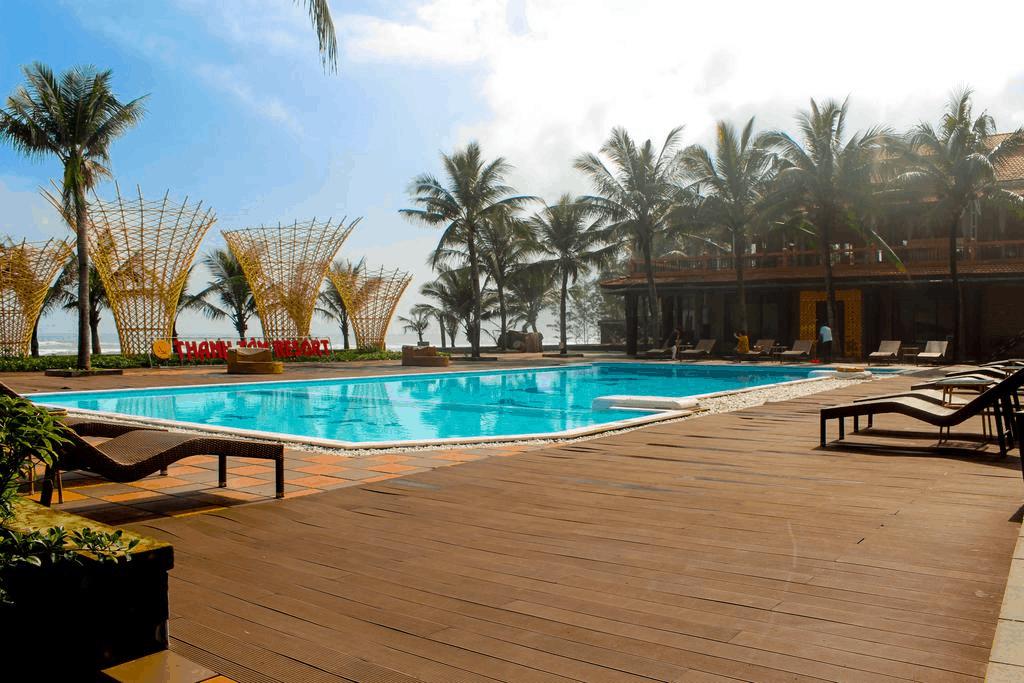 Thanh Tam Resort - Bãi biển Lăng Cô 01