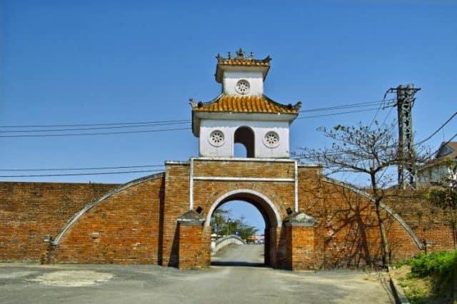Thành cổ Đồng Hới Quảng Bình