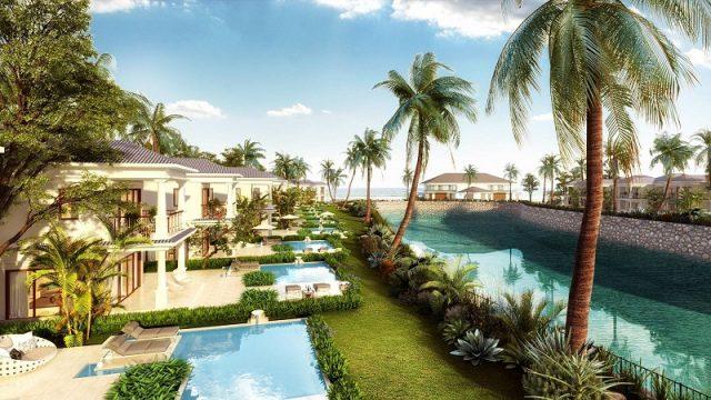 Bãi Dài Nha Trang hiện đại với khu Vinpearl sang trọng